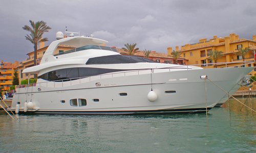 Image of Monte Fino 76 for sale in Cyprus for €675,000 (£574,248) Cyprus