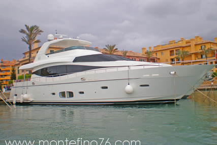 Monte Fino 76 for sale in Cyprus for €675,000 (£581,115)