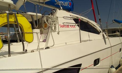 Image of Leopard 44 for sale in Greece for €269,000 (£231,460) Lefkas, Greece