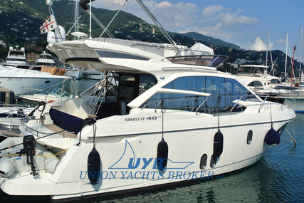 Absolute ABSOLUTE 40 for sale in Italy for €260,000 (£224,281)