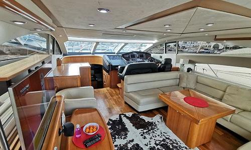 Image of Sunseeker Predator 72 for sale in Cyprus for €675,000 (£584,653) Red Sea, Cyprus