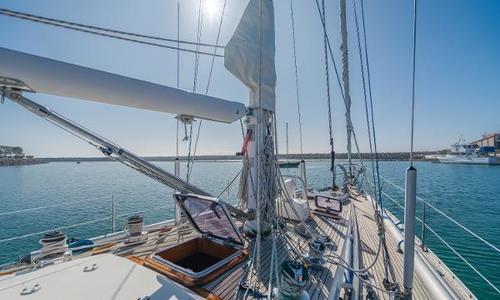 Image of Nautor's Swan 46 Mk1 for sale in United States of America for $325,000 (£230,667) Dana Point, CA, United States of America