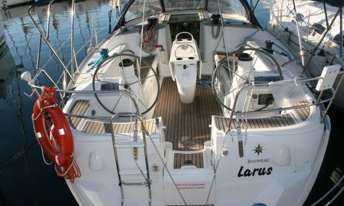 Image of Jeanneau Sun Odyssey 40.3 for sale in Croatia for €98,500 (£84,546) Biograd, Croatia