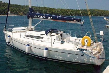 Elan 340 for sale in Croatia for €63,000 (£54,835)