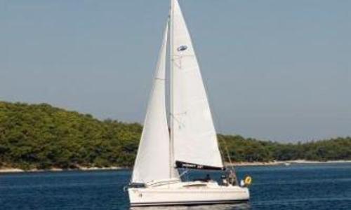 Image of Elan 340 for sale in Croatia for €63,000 (£53,972) Mali Losinj, Croatia