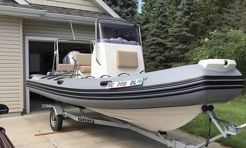 Image of Brig Navigator 570 for sale in United States of America for $41,900 (£30,084) Kentwood, MI, United States of America