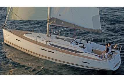 Jeanneau Sun Odyssey 439 for charter in Greece from €1,800 / week