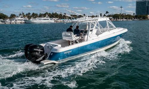 Image of Intrepid 327i Cuddy for sale in United States of America for $199,000 (£142,669) Fort Lauderdale, FL, United States of America
