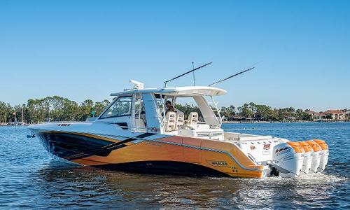 Image of Boston Whaler OUTRAGE CENTER CONSOLER for sale in United States of America for $899,250 (£657,241) Panama City Beach, FL, United States of America