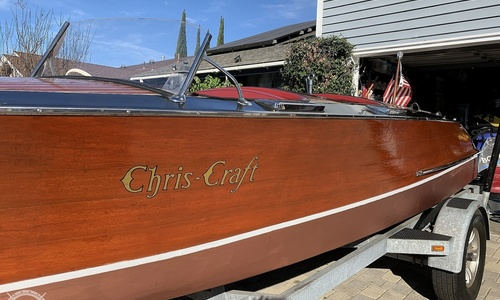 Image of Chris-Craft 823 for sale in United States of America for $38,900 (£28,139) Fountain Valley, California, United States of America