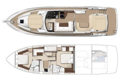 Sunseeker Predator 57 for sale in France for €1,450,000 (£1,261,341)
