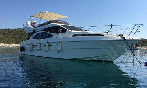 Image of Azimut Yachts 46 for sale in Croatia for €167,000 (£144,685) Croatia