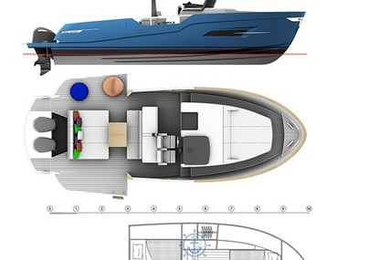 Cantieri Leopard OPEN SPORT 3.5 for sale in Italy for P.O.A. (P.O.A.)