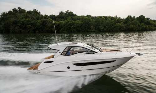 Image of Sea Ray 350 Sundancer for sale in United States of America for $319,000 (£228,548) Noank, Connecticut, United States of America