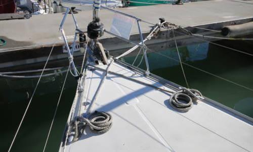 Image of Bavaria Yachts Cruiser 40 for sale in Spain for €79,000 (£67,412) Barcelona, Port Ginesta, Spain