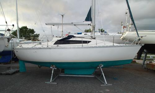 Image of Jeanneau Eolia for sale in United Kingdom for £7,950 Gosport, United Kingdom