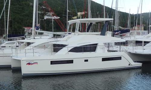 Image of Leopard 43 Powercat for sale in British Virgin Islands for $425,000 (£305,143) Tortola, British Virgin Islands