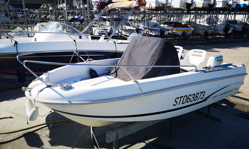 Image of Jeanneau Cap Camarat 515 for sale in France for €11,500 (£9,942) agde, , France