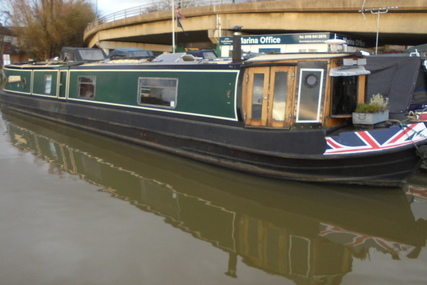 Chappell & Wright 52ft Trad Stern Narrowboat Called Skydance for sale in United Kingdom for £35,995