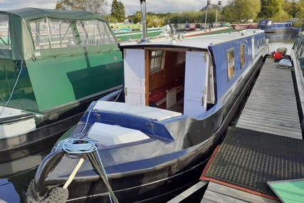 S & P Boat Builders Trad Stern Narrowboat called Laura James for sale in United Kingdom for £39,995