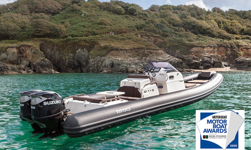 Image of Brig Eagle 10 - Finalist MBY 'Sportsboat & RIB of the Year' 2020 for sale in United Kingdom for £174,995 South West, United Kingdom