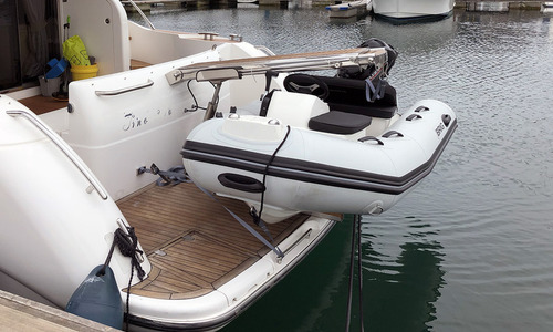 Image of Brig Falcon 300T Tender - NEW 2021 - ORCA Hypalon for sale in United Kingdom for £9,250 South West, Kingsbridge, United Kingdom