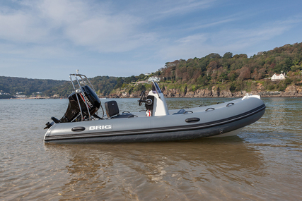 Brig Falcon Rider 420L Salcombe Edition - NEW 2021 - ORCA Hypalon for sale in United Kingdom for £16,995
