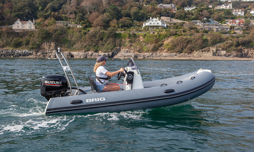 Image of Brig Falcon Rider 420L Salcombe Edition - NEW 2021 - ORCA Hypalon for sale in United Kingdom for £16,995 South West, United Kingdom