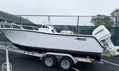 Image of Mako 212 CC for sale in United States of America for $18,750 (£13,554) Rye, New York, United States of America