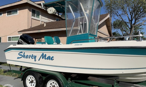 Image of Robalo 2100 CC for sale in United States of America for $25,000 (£17,911) Carson, California, United States of America