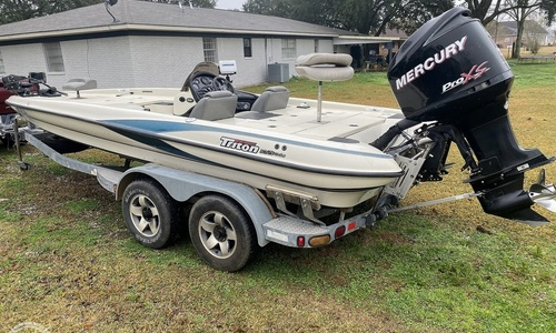 Image of Triton TR21 for sale in United States of America for $22,750 (£16,457) Ville Platte, Louisiana, United States of America