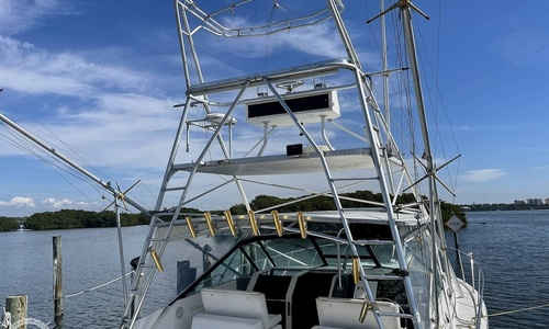 Image of Tiara 36 Open for sale in United States of America for $55,600 (£39,928) Sarasota, Florida, United States of America