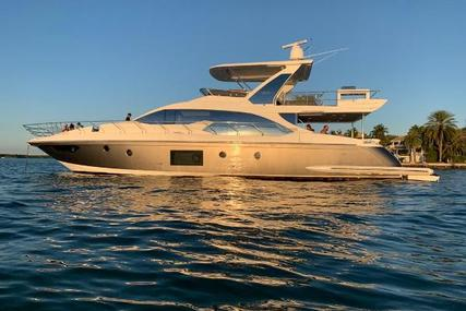 Azimut Yachts 66 for sale in United States of America for $1,695,000 (£1,225,286)