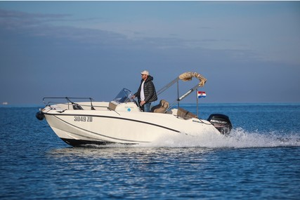 Quicksilver Activ 555 for charter in Croatia from €700 / week