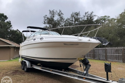Sea Ray Sundancer 260 for sale in United States of America for $38,900 (£28,388)