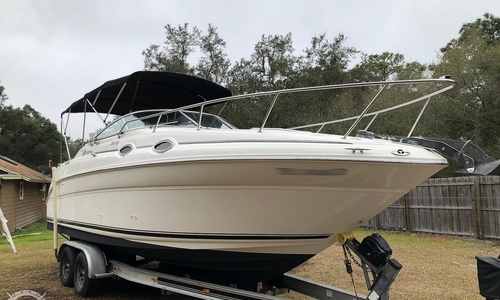 Image of Sea Ray 260 Sundancer for sale in United States of America for $38,900 (£27,889) Geneva, Florida, United States of America