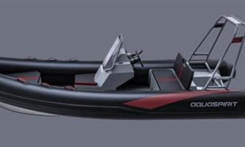 Image of Aquaspirit Spirit 530CC for sale in United Kingdom for £35,995 Plymouth, United Kingdom