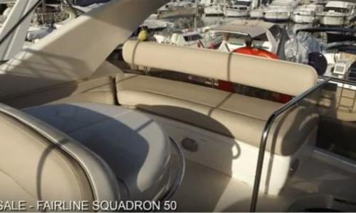 Image of Fairline Squadron 50 for sale in Malta for €150,000 (£128,853) Malta