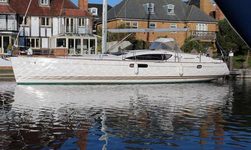 Image of Jeanneau Sun Odyssey 50 DS for sale in United Kingdom for £224,950 Eastbourne, United Kingdom