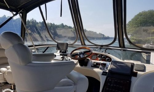 Image of Sea Ray 420 Aft Cabin for sale in United States of America for $130,000 (£91,528) Yarmouth, Maine, United States of America