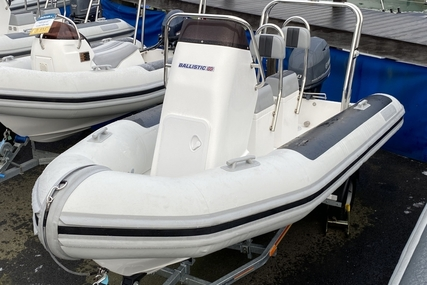 Ballistic Rib 4.2 Club RIB for sale in United Kingdom for £15,742