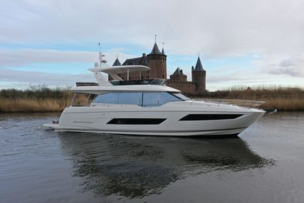Prestige Yachts 680 flybridge #23 for sale in Netherlands for €1,785,000 (£1,546,084)