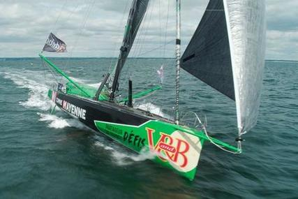 Custom Indiana Yachting Imoca 60 for sale in France for €950,000 (£817,760)