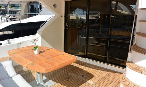 Image of Sunseeker Manhattan 60 Motor Yacht for sale in United Arab Emirates for $721,580 (£521,550) Dubai, , United Arab Emirates