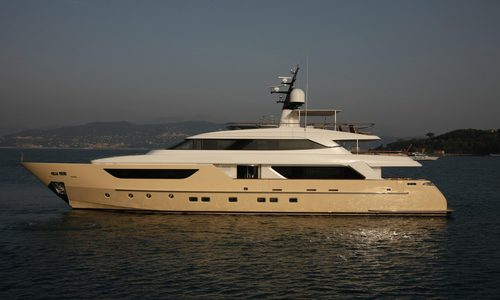 Image of Sanlorenzo SD122 #27 for sale in Netherlands for €7,500,000 (£6,496,150) Netherlands