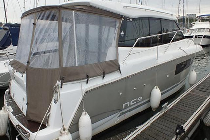 Jeanneau NC 9 for sale in Portugal for €130,000 (£112,280)