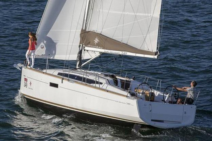 Jeanneau Sun Odyssey 349 for sale in Portugal for €115,000 (£99,453)