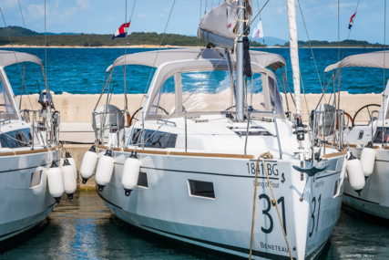 Beneteau Oceanis 38.1 for sale in Croatia for €120,000 (£103,578)