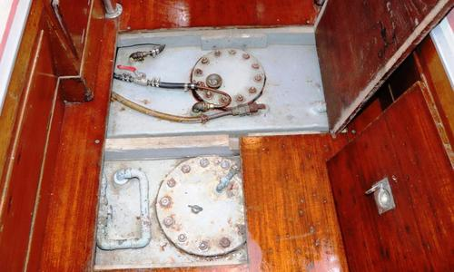 Image of 47ft CAMPER & NICHOLSON YAWL for sale in United Kingdom for £79,000 Dorset, United Kingdom