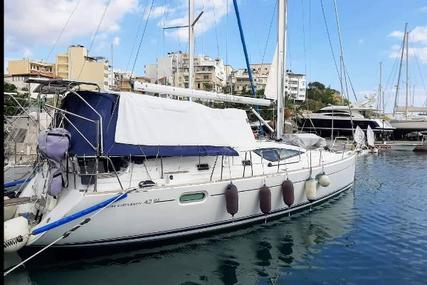 Jeanneau Sun Odyssey 42 DS for sale in Greece for £127,500